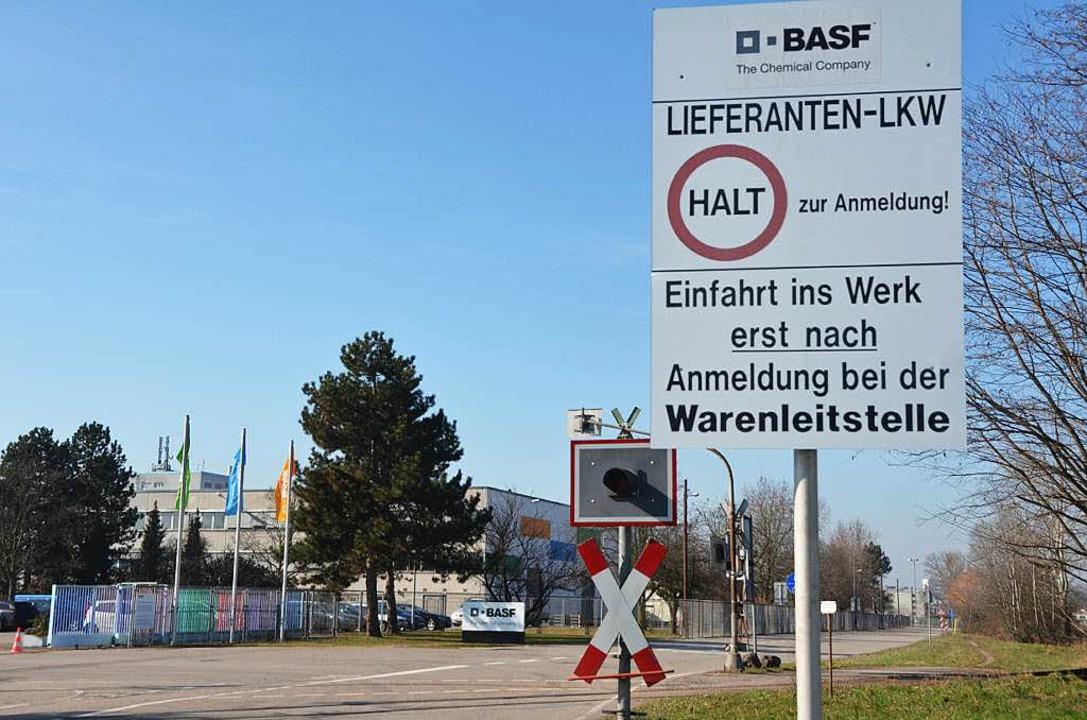 BASF und Zimmermann haben den Ansiedlungsvertrag einvernehmlich gelöst.  | Foto: Ralf H. Dorweiler