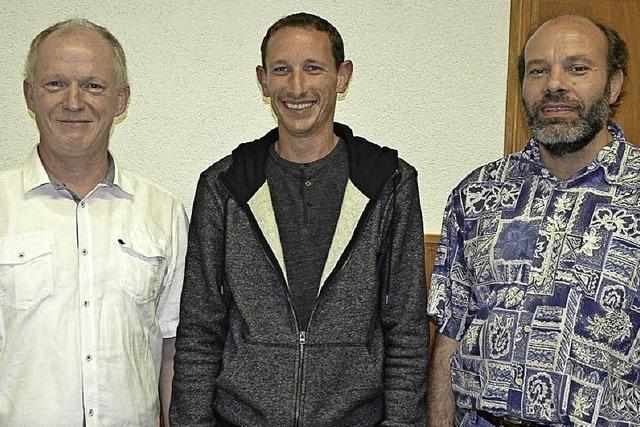 Ein Triumvirat an der Spitze