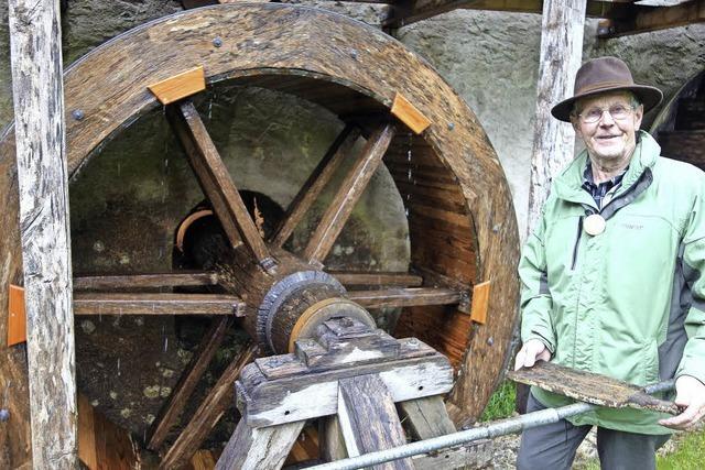 Alte Mühlentechnik, die fasziniert