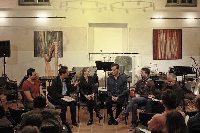 Mekomot geben Konzert in der Ehemaligen Synagoge