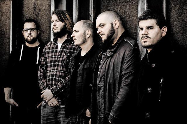 Bands Futile und Stonehead in Auggen