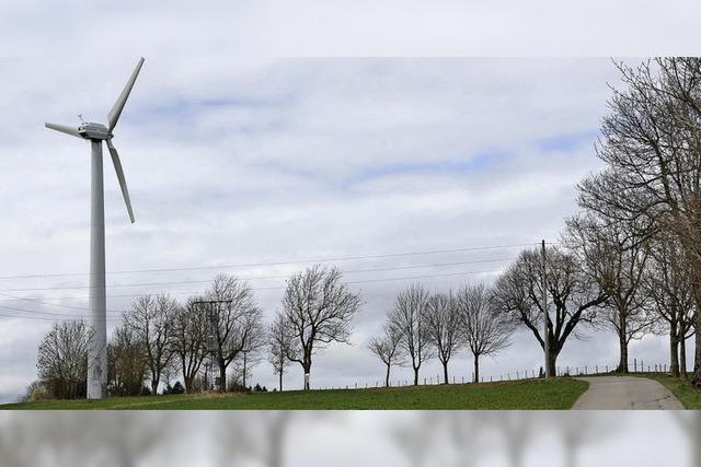 Die Windstrom-Pioniere der Baar