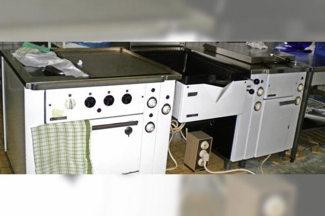 Grünes Licht für Küchensanierung