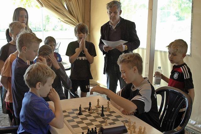 Schach und Kicken – so passt's zusammen