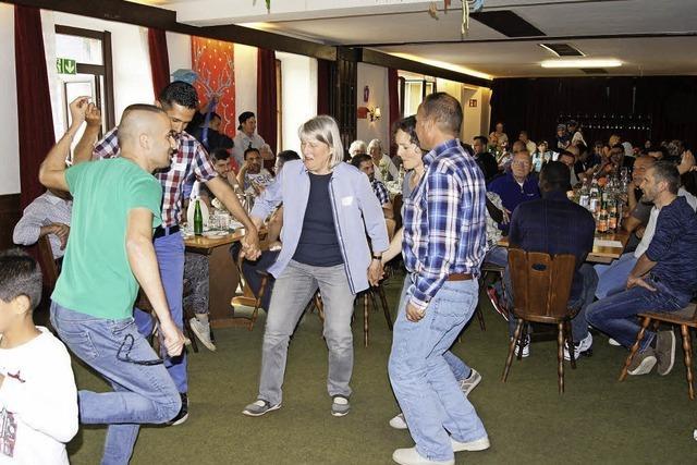 Orientalische Töne und Tänze im Ladhof