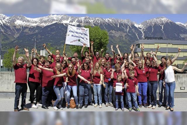 Musikalisches Kräftemessen in Österreich
