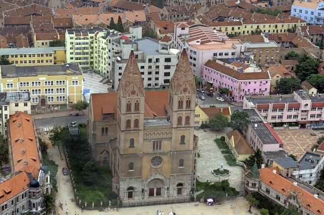 Gründung eines Freundeskreises Freiburg-Qingdao geplant