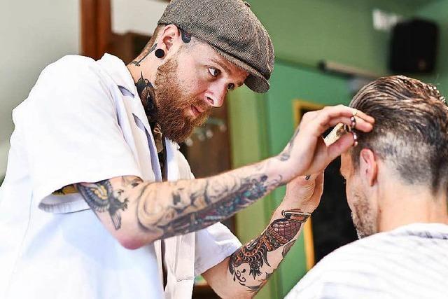 Barbershops: Wo der Mann noch Mann sein kann