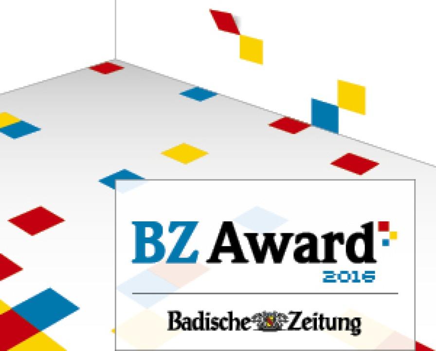 Zum fünften Mal in Folge lobt der Badische Verlag den BZ Award aus.  | Foto: BZ