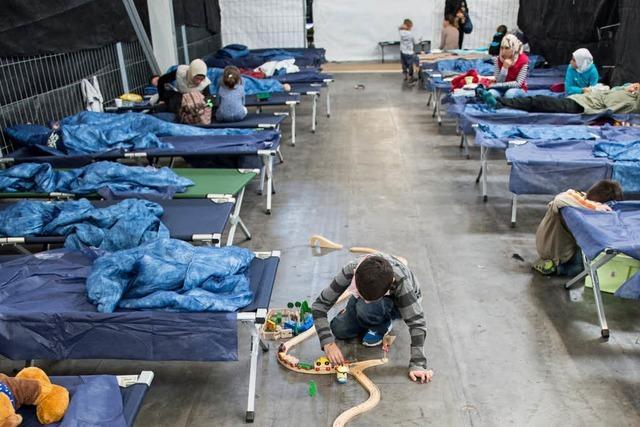 Flüchtlingslager werfen Traumrenditen für Betreiber ab