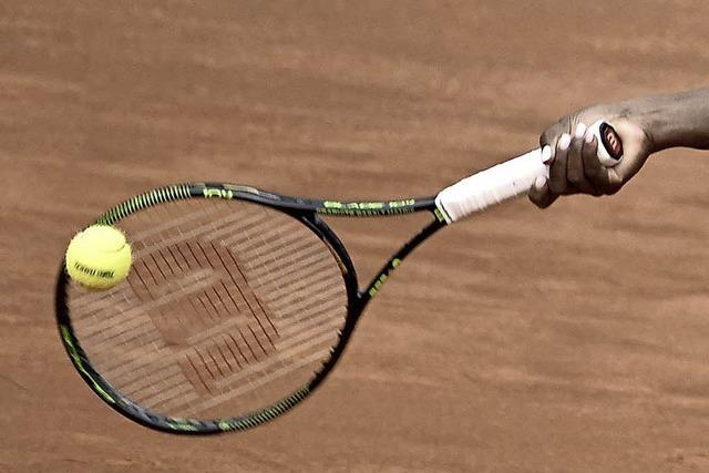 Schleifchenturnier des Tennisclubs Bernau in Bernau