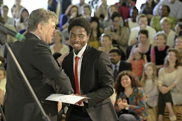 Erste Schulabschlüsse am United World College
