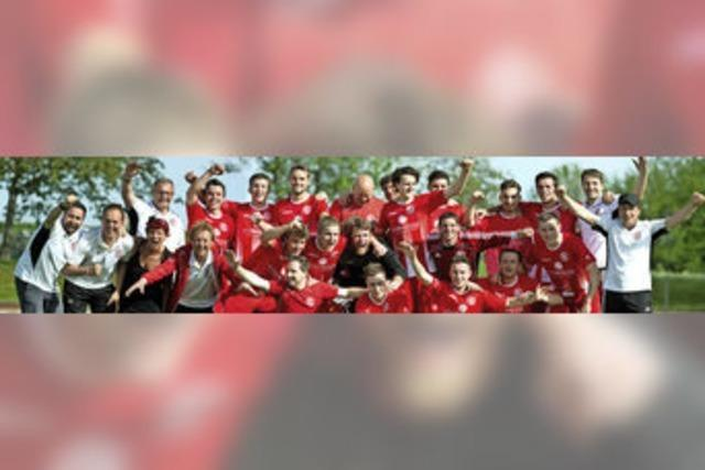 Löffingen ist Landesliga-Vizemeister