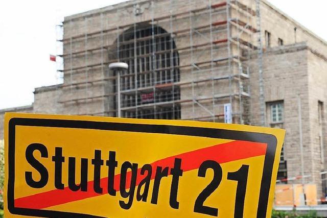 Bundeskanzleramt und Stuttgart 21 – wie groß war der Einfluss?