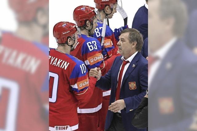 Eishockey-WM: Kanada siegt, Russland Dritter