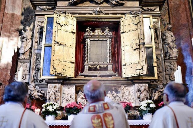 Wallfahrt zum Heilig-Blut-Altar
