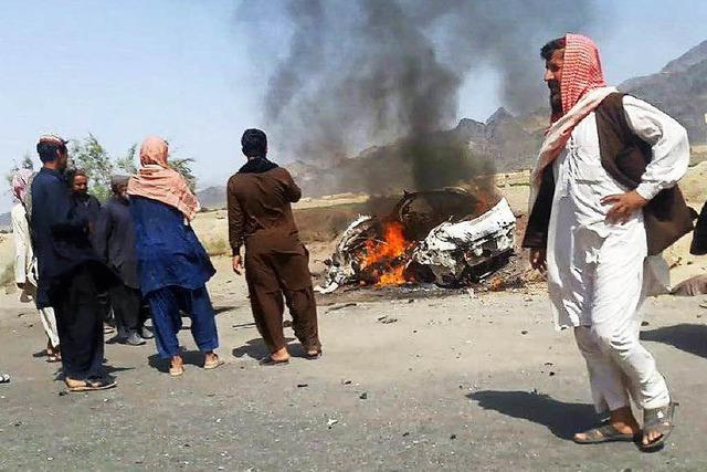 Tod von Taliban-Chef führt zu Angst vor Rache