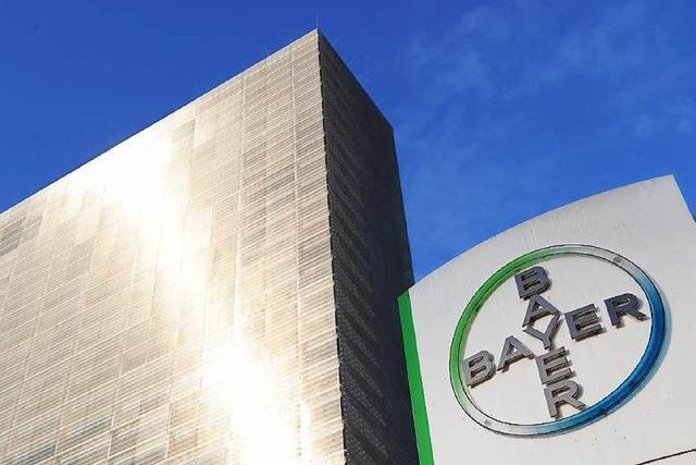 Bayer bietet 55 Milliarden für Glyphosat-Hersteller Monsanto