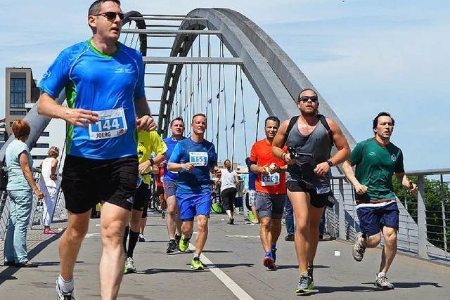 Dreiländerlauf lockt mehr als 1600 Sportler aus 20 Nationen nach Basel