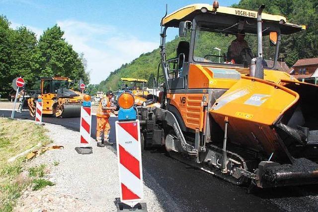 Straßensperrung sorgt für Verkehrschaos in Öflingen