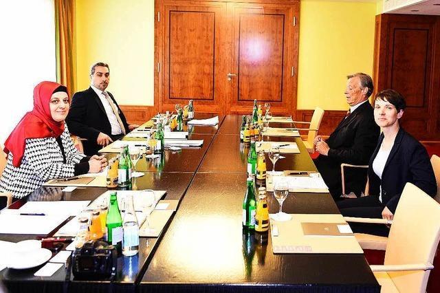 Gespräch zwischen Islam-Verband und AfD endet im Eklat