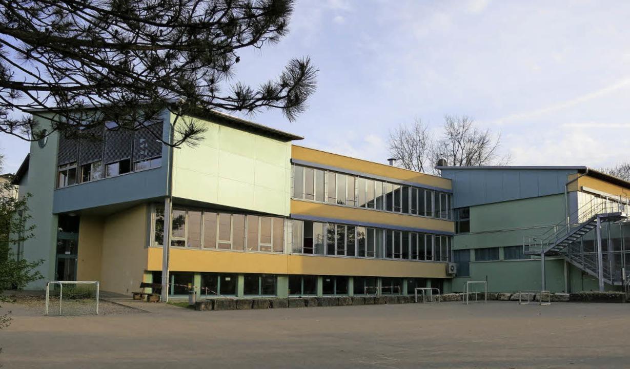 Die Entwicklung als Gemeinschaftschule...Schliengener Hebelschule weitergehen.   | Foto: Behrendt