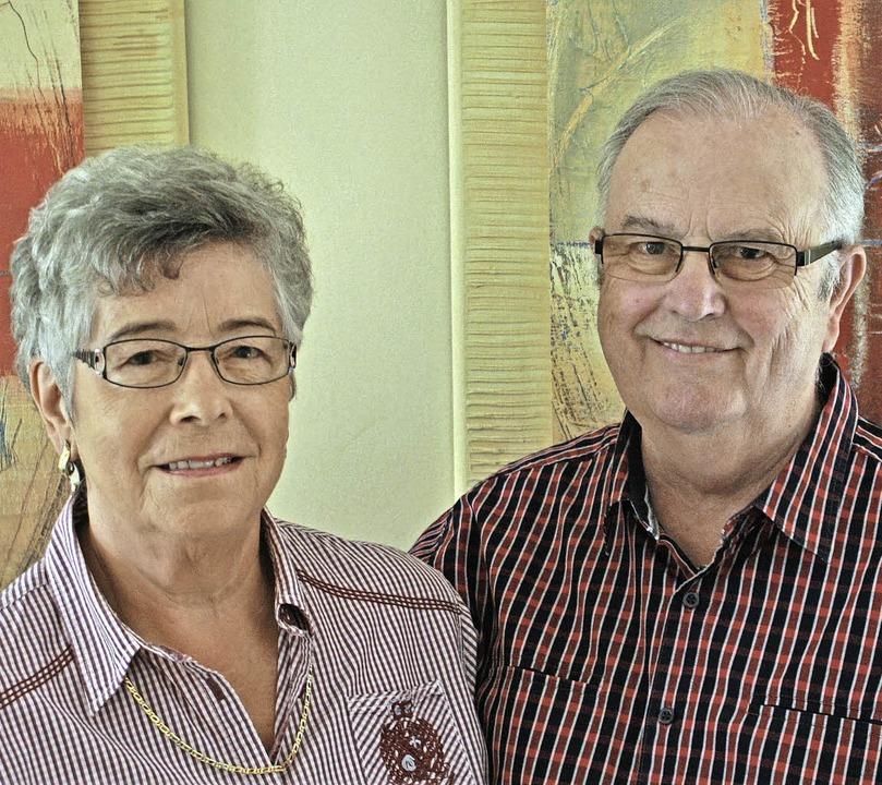 Anita und Werner Schmid feiern  Goldene Hochzeit.  | Foto: Werner Schnabl