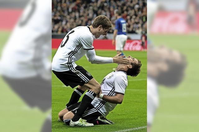 Deutschland gewinnt in Murg