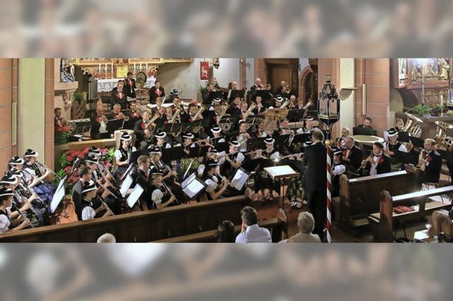 Kirchenkonzert Glottertal am Donnerstag, 26. Mai, Fronleichnam