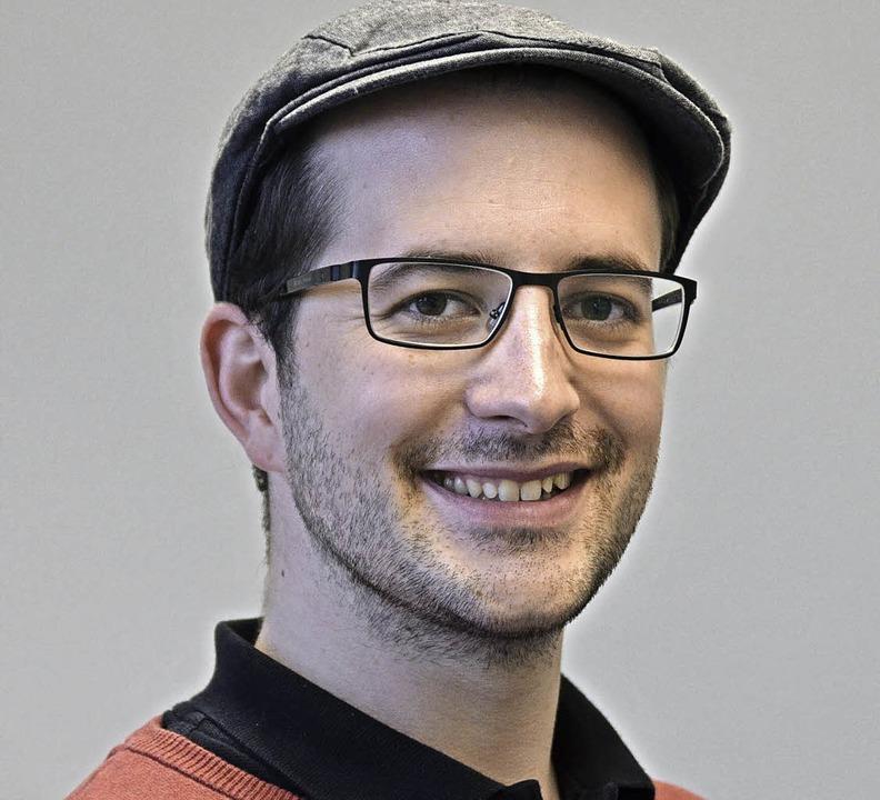 Maximilian Schmalz leitet die Brombacher SPD    Foto: Ehrentreich