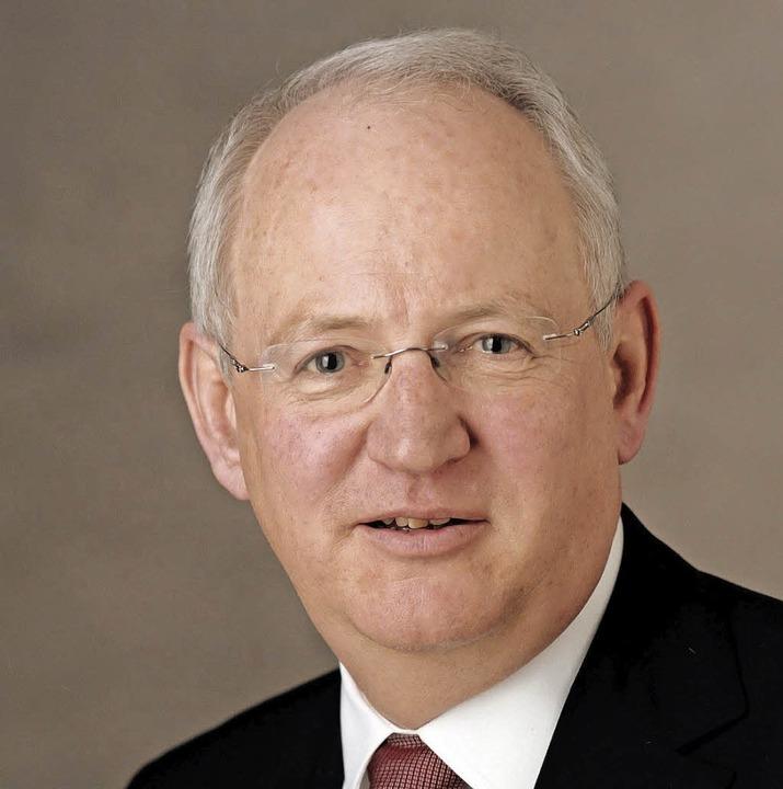 Heinz Rombach, Vorsitzender des AOK-Bezirksrates   | Foto: ZVG