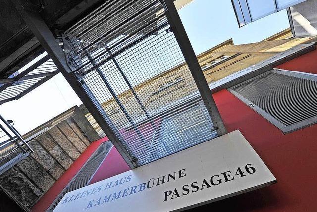 Passage 46: Das Theater Freiburg kauft sich frei