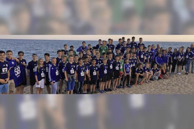 Zwei Siege für Nachwuchs des SC Lahr beim Copa Catalunya in Spanien