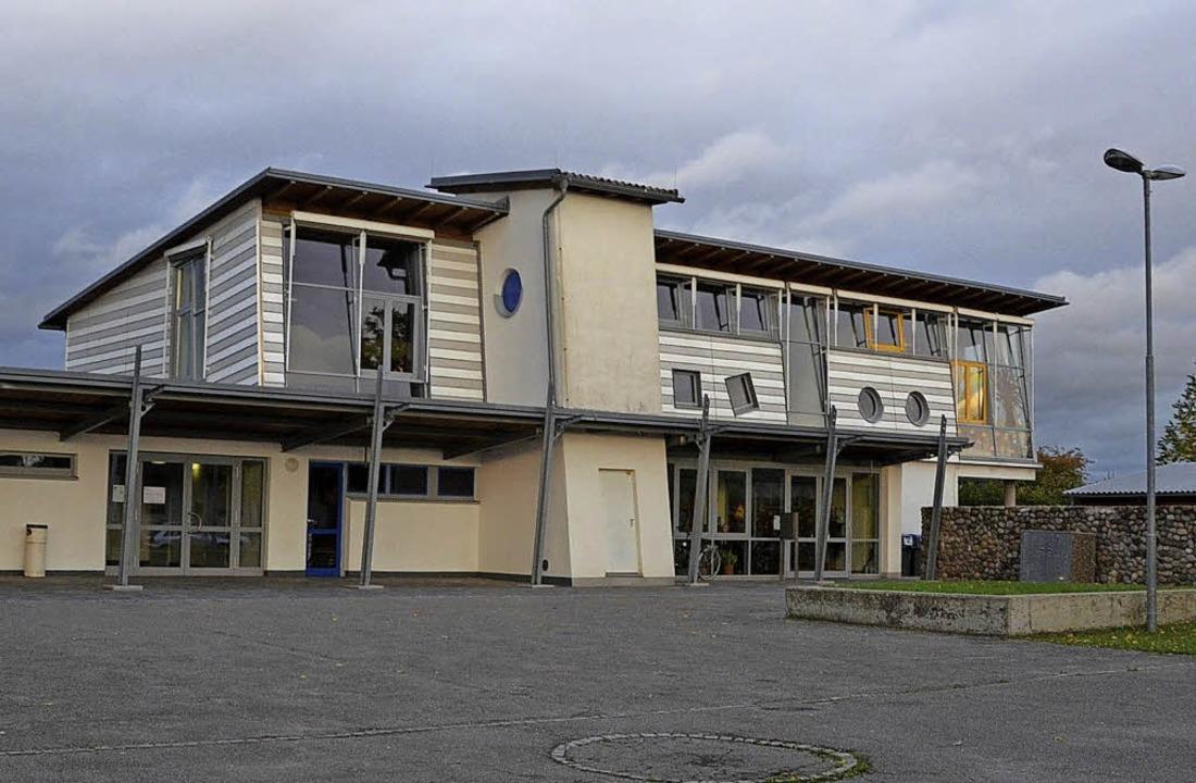 Der Kindergarten in Bremgarten wird erweitert.  | Foto: Susanne Müller