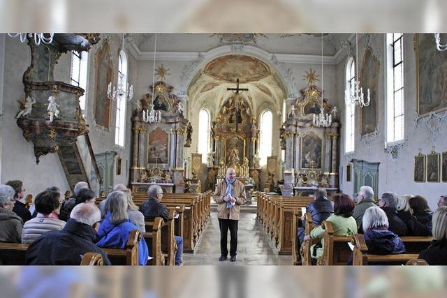Barock in Baden und Elsass