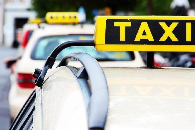 Taxifahrer im Visier eines Diebs?