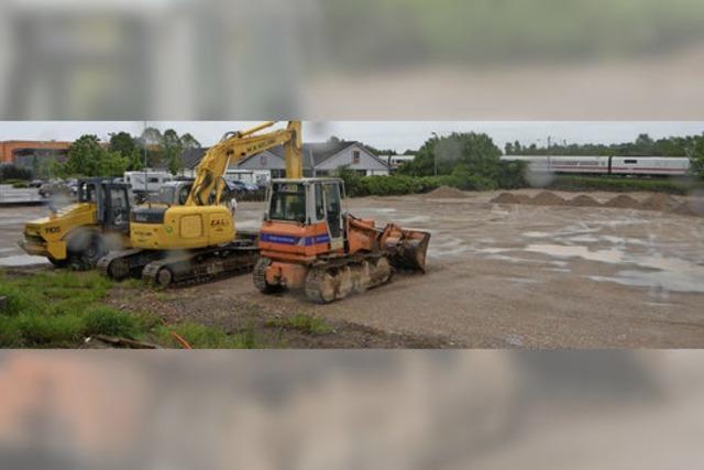 Rewe-Neubau startet im Sommer
