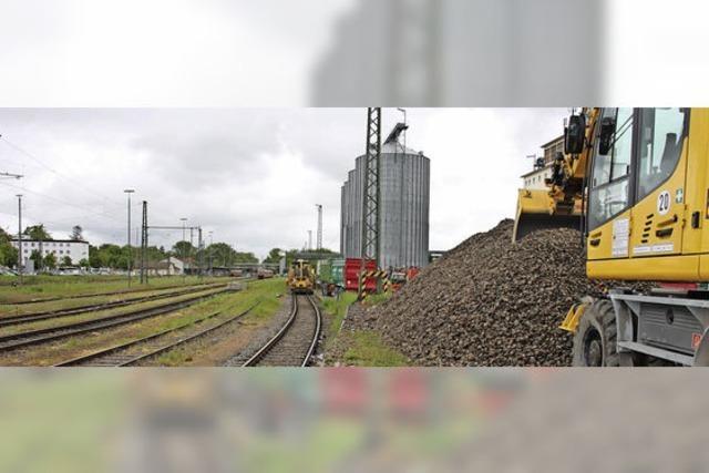 Alte Weichen bremsen Zugverkehr aus
