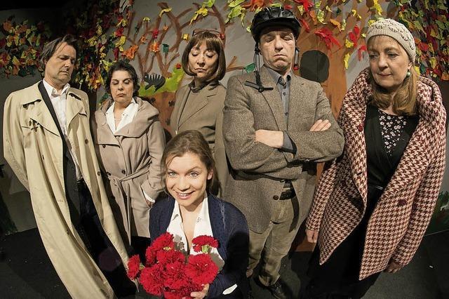 Das Wallgrabentheater Freiburg zeigt die Komödie