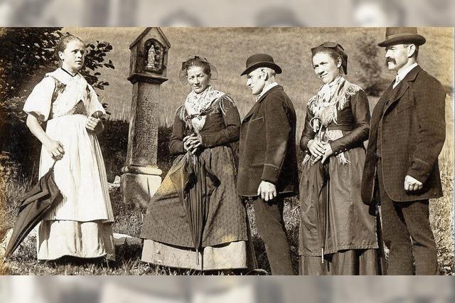 Kostümführung in St. Märgen