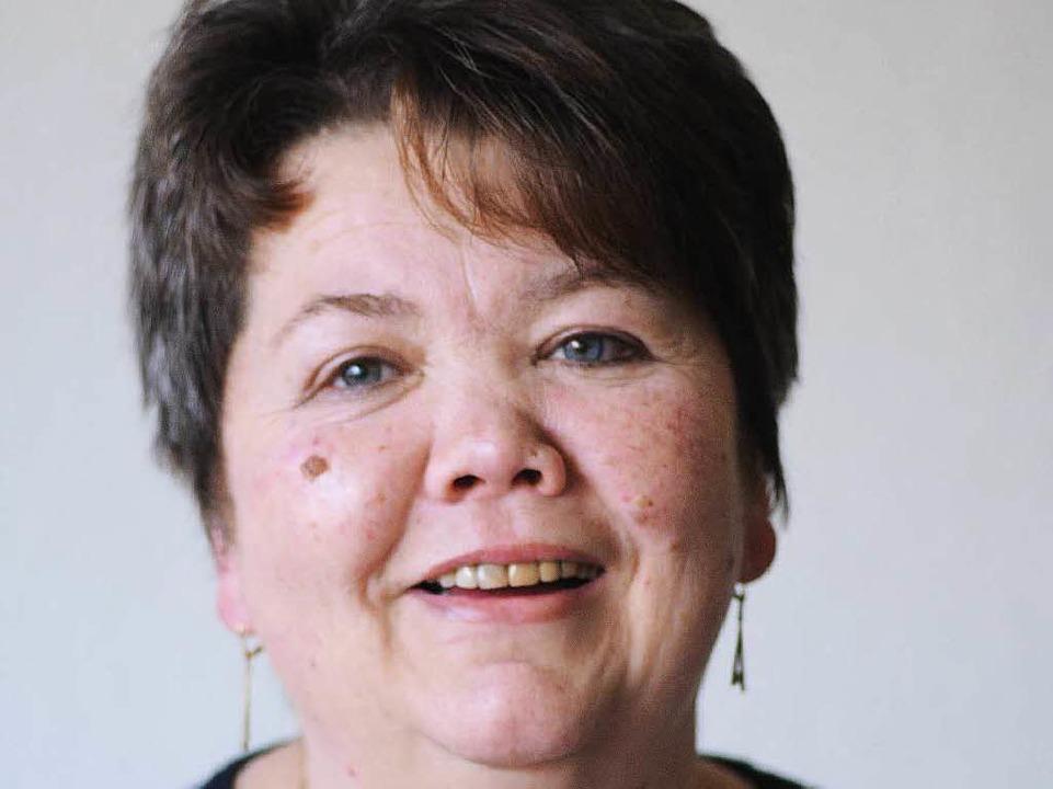 Angelika Belbey, die Enkelin der Kinobetreiberin, half gerne aus im Ochsensaal  | Foto: Robert Bergmann
