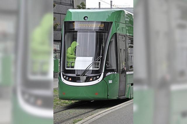 Verbesserungen bei den Flexity-Trams