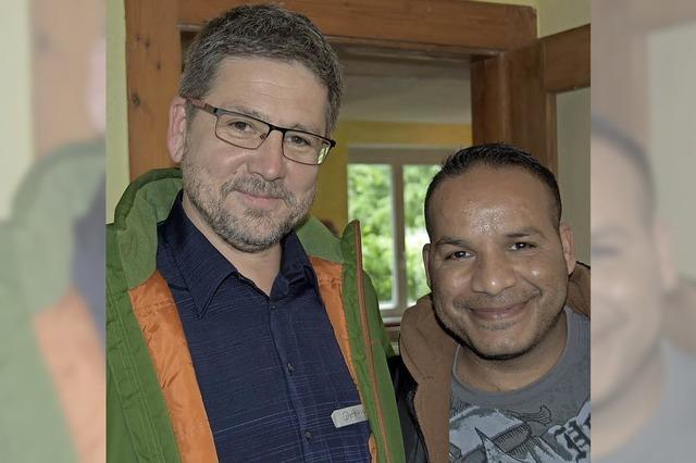 Detlev Theobald ist neuer Kirchenbezirksbeauftragter für Flucht und Migration