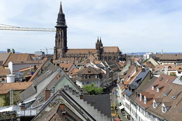 Als Freiburger Freiburg erleben