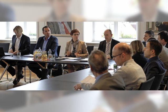 Startschuss für die Planung des Offenburger Tunnels
