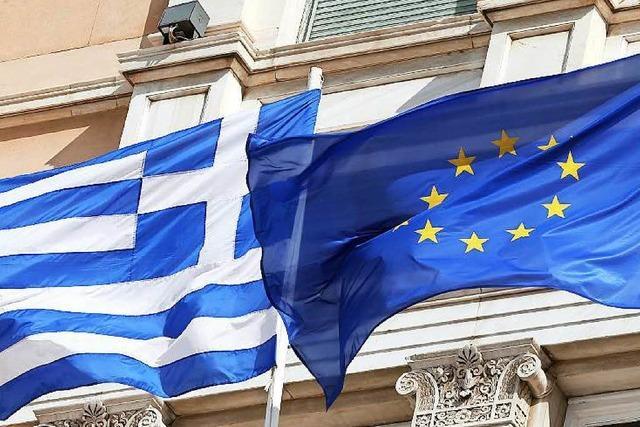 Griechenland: Neue Hilfsgelder von über zehn Milliarden Euro