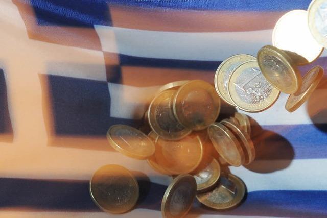 Griechenland-Hilfen: Schuldenerlass gehört dazu
