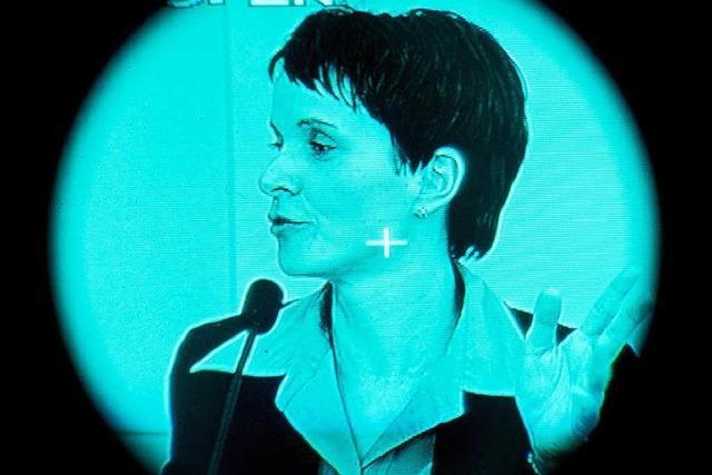 Meineid-Ermittlungen gegen AfD-Chefin Petry