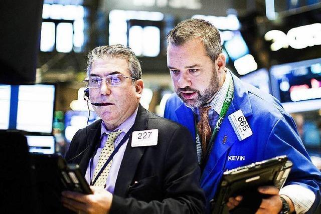 Dax steigt auf höchsten Stand seit April