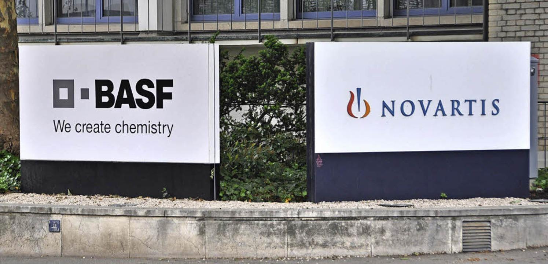BASF und Novartis sind Partner des Kantons bei dem städtebaulichen Projekt.   | Foto: Gramespacher